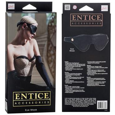 California Exotic Entice Eye Mask Закрытая маска на глаза