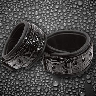 NS Novelties Sinful Wrist Cuffs Наручники, соединенные цепью