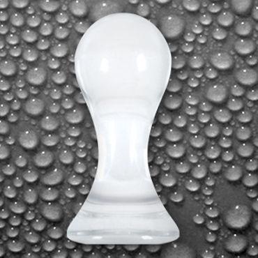 NS Novelties Crystal Pops, прозрачный Стеклянная пробочка маленького размера