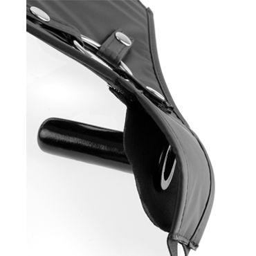 Pipedream Remote Control Fantasy Harness Трусики с вибропулей и пультом ДУ для страпона
