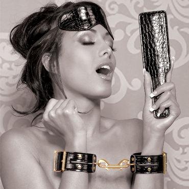38004 Дизайнерская маска, стек и наручники