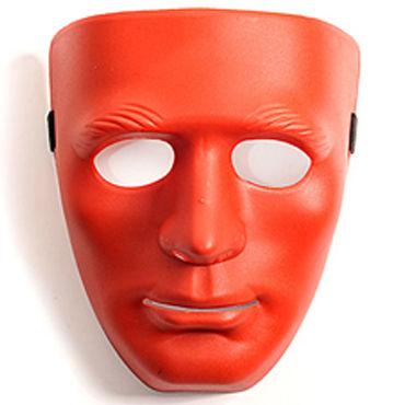 Sitabella маска, красная В стиле БДСМ
