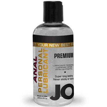System JO Anal Premium, 240 мл, Анальный лубрикант на силиконовой основе