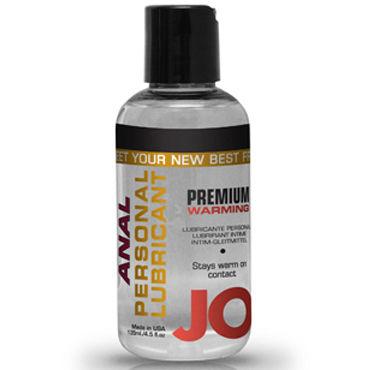 System JO Anal Premium Warming, 120 мл, Анальный согревающий лубрикант от condom-shop.ru