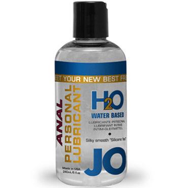 System JO Anal H2O, 240 мл Анальный лубрикант на водной основе