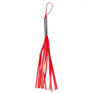 Sitabella плеть Мини, красный, С удобной петлей на ручке