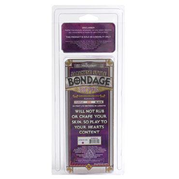 Doc Johnson Rope фиолетовый Бондаж для связывания