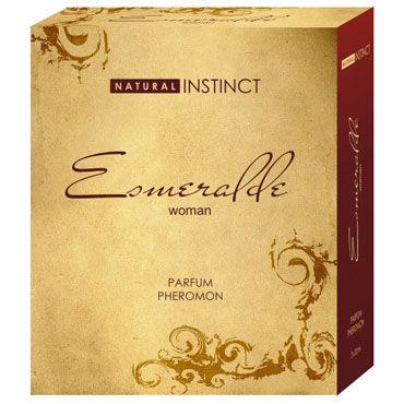 Natural Instinct Esmeralde для женщин, 2*20 мл Духи с феромонами