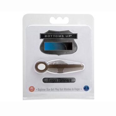 Topco Finger Rimmers, 5 см Анальная пробка с кольцом