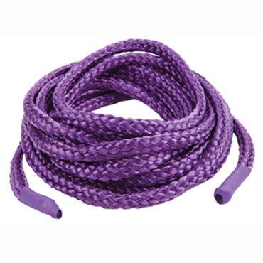 Topco Love Rope фиолетовый Веревка для фиксации