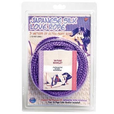Topco Love Rope фиолетовый, Веревка для фиксации