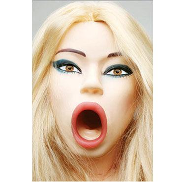 Topco Bree Olson Надувная кукла в позе сидя