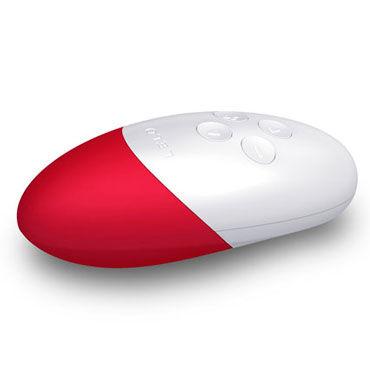 Lelo Siri, красный Компактный перезаряжаемый массажер клитора