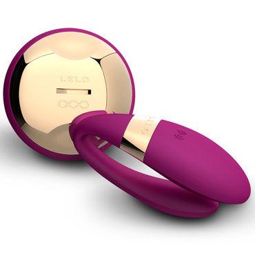 Lelo Tiani, фиолетовый Массажер для пар с дистанционным управлением