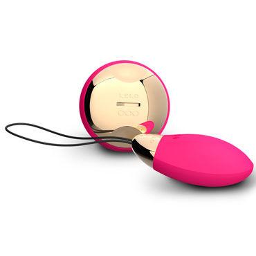 Lelo Lyla, розовый Мультискоростной вибратор с дистанционным управлением