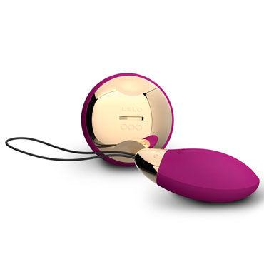Lelo Lyla, фиолетовый Мультискоростной вибратор с дистанционным управлением