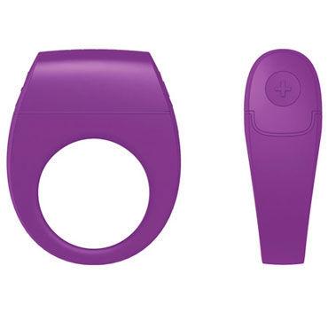 Lelo Tor, фиолетовый Эрекционное кольцо с вибрацией