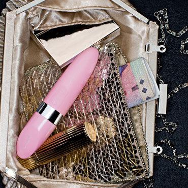 Lelo Mia, розовый Компактный вибратор с USB зарядкой