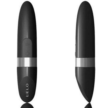 Lelo Mia, черный Компактный вибратор с USB зарядкой