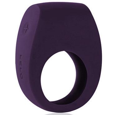 Lelo Tor 2, фиолетовый Перезаряжаемое эрекционное кольцо с вибрацией, водонепроницаемое