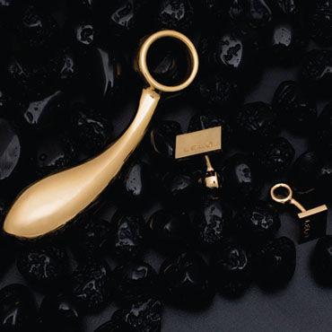 Lelo Earl Gold Стимулятор из золота унисекс