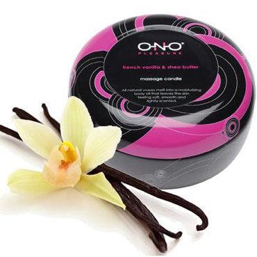 Lelo Ono французская ваниль, 125 гр Массажная свеча с чувственным ароматом
