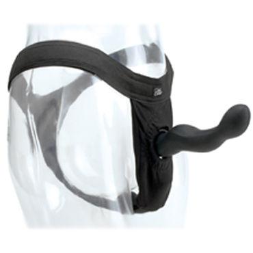 Pipedream Penetrix Dildo 17,5 см Двухсторонний водонепроницаемый страпон + маска