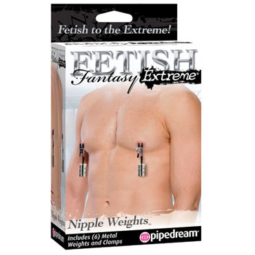Pipedream Nipple Weights, ������ �� �����