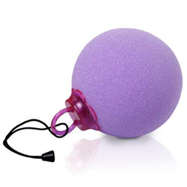 Pipedream Pulsa Bath Sponge-Purple Вибро-губка для забав в ванной