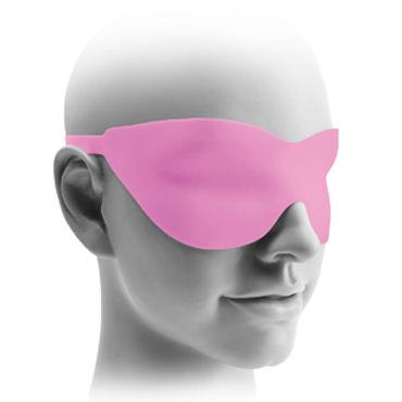 Pipedream Fetish Fantasy Elite 11 см, розовая Силиконовый стимулятор на присоске + маска