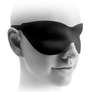 Pipedream Hollow Strap-on 25 см, черный Полый фаллоимитатор с ремешками + маска