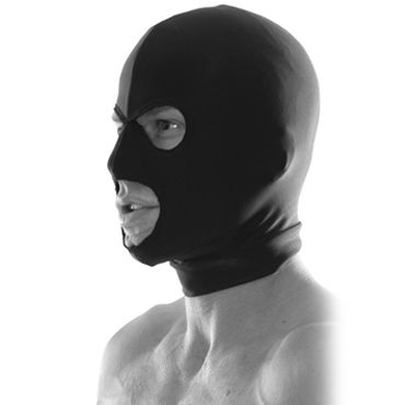 Pipedream Spandex Hood Дышащая маска из спандекса