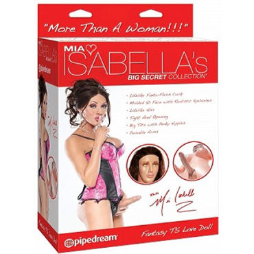 Pipedream Mia Isabella Реалистичная кукла с фаллосом