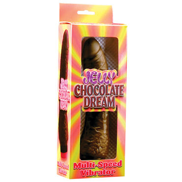 Pipedream Chocolate Dream 22 см Реалистичный мультискоростной вибратор