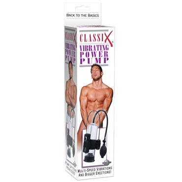 Pipedream Vibrating Power Pump Вибрирующая помпа для мужчин