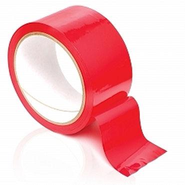 Pipedream Pleasure Tape красный Скотч для связывания