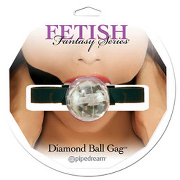 Pipedream Diamond Ball Gag, ���� � ������������ ��������