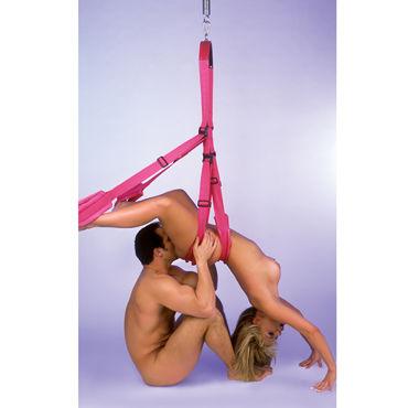 Pipedream Fantasy Swing розовый Качели для эротических игр