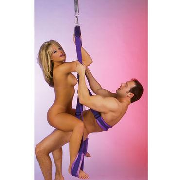 Pipedream Fantasy Swing фиолетовый Качели для эротических игр