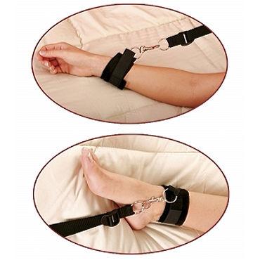 Pipedream Bed Bindings Restraint Набор для фиксации на кровати