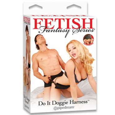 Pipedream Do It Doggie Harness, Поддержка для бедер