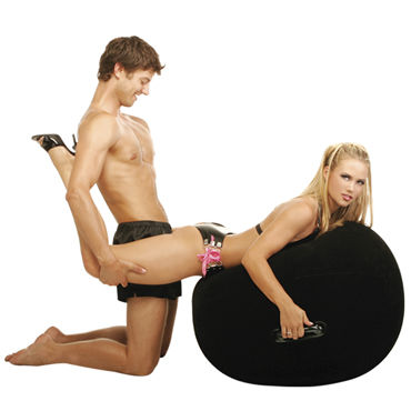 Pipedream Inflatable Bondage Ball Мячик для секса