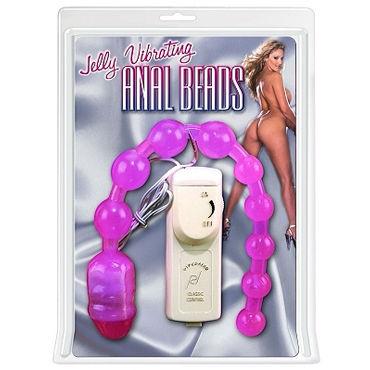 Pipedream Vibrating Anal Beads Анальная цепочка с вибрацией