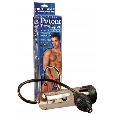 Pipedream Potent Developer Вакуумная помпа для мужчин