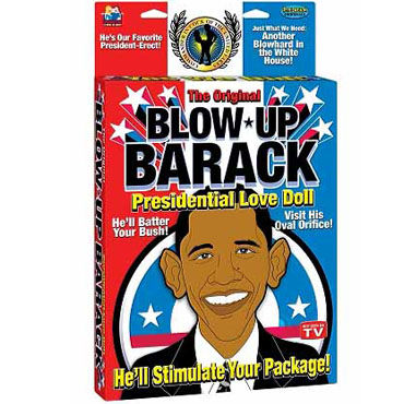 Pipedream Blow Up Barack Надувная кукла Обама