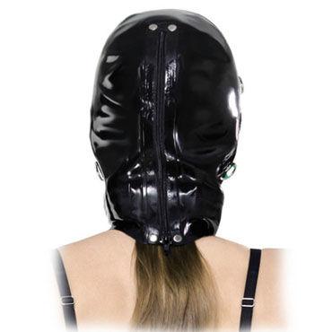 Pipedream Snapper Head Hood Маска на голову с кляпом