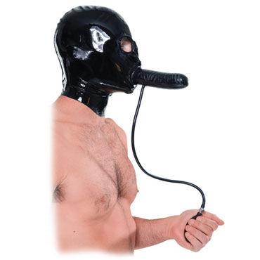 Pipedream Fuck My Face Hood Маска на голову с фаллоимитатором