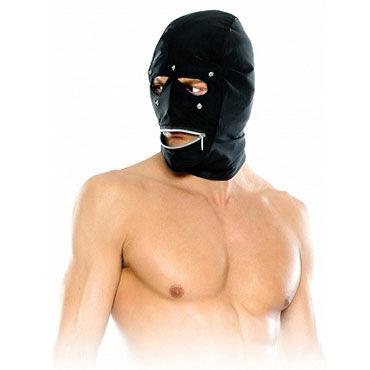 Pipedream Zipper Head Hood Маска на голову