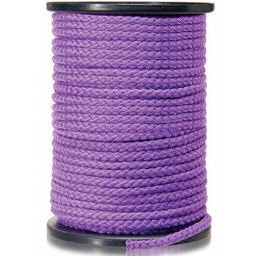 Pipedream Bondage Rope фиолетовый Веревка для связывания