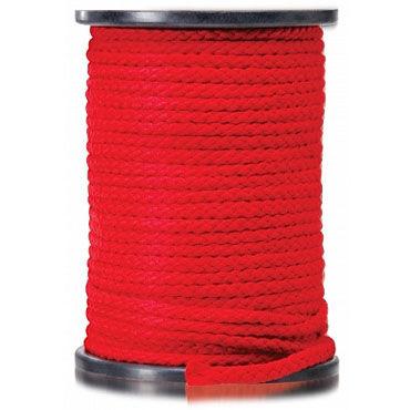 Pipedream Bondage Rope красный Веревка для связывания